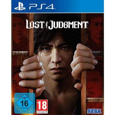 Lost Judgment Spiel für PS4