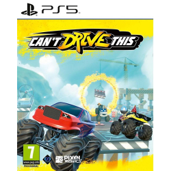 Cant Drive This Spiel für PS5 UK