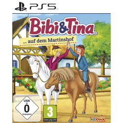 Bibi & Tina Spiel für PS5 Budget Auf dem Martinshof