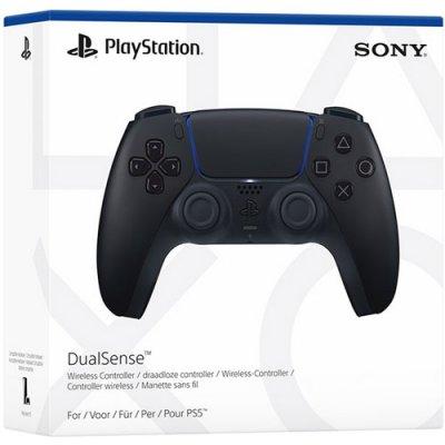PS5  Controller DualSense Midnight Black