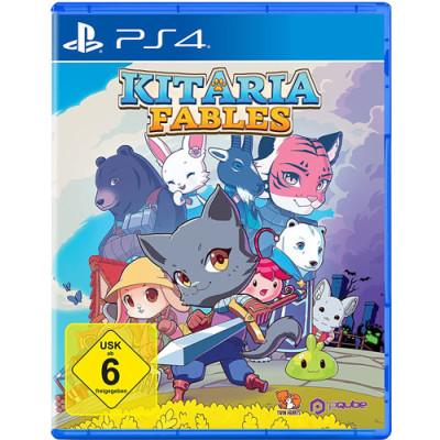 Kitaria Fables Spiel für PS4