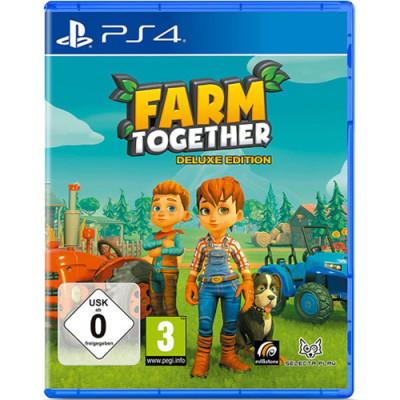 Farm Together Spiel für PS4