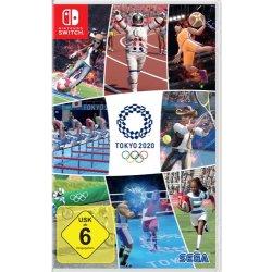 Tokyo 2020 Olympische Spiele Spiel für Nintendo Switch Das offizielle Videospiel