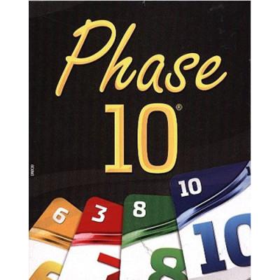 MERC Phase 10 Kartenspiel