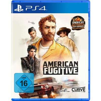 American Fugitive Spiel für PS4