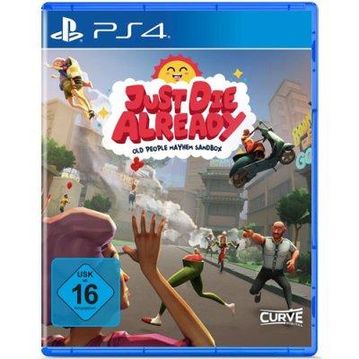 Just die already Spiel für PS4