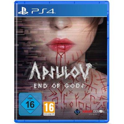 Apsulov end of Gods Spiel für PS4