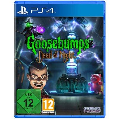 Goosebumps Dead of Night Spiel für PS4