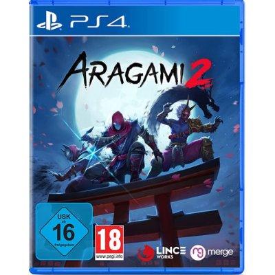 Aragami 2 Spiel für PS4