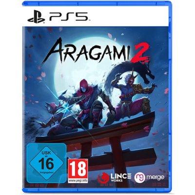 Aragami 2 Spiel für PS5