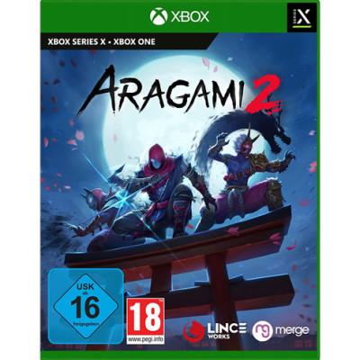 Aragami 2 Spiel für Xbox Series X