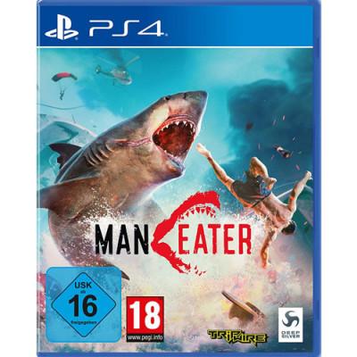 Maneater Spiel für PS4