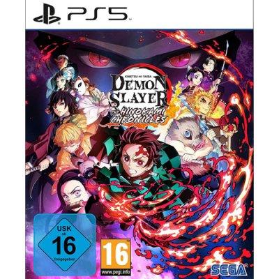 Demon Slayer Spiel für PS5 Hinokami Chronicle...