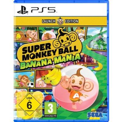 Super Monkey Ball Spiel für PS5 Banana Mania Launch...