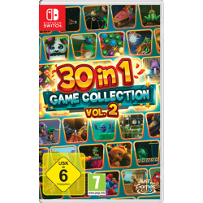 30 in 1 Game Collection Vol.2 Spiel für Nintendo...
