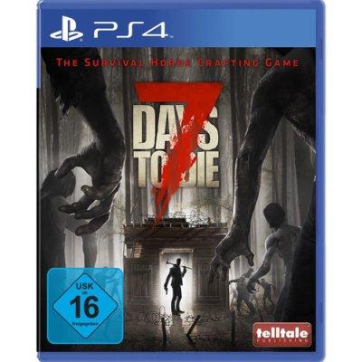 7 Days to Die Spiel für PS4 Sprache: englisch...