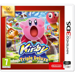 Kirby Triple Deluxe 3DS SELECTS UK Multi