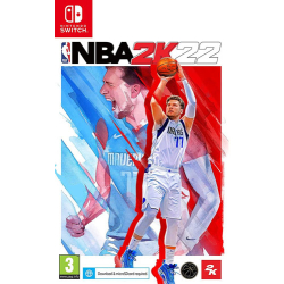 NBA 2K22 Switch AT