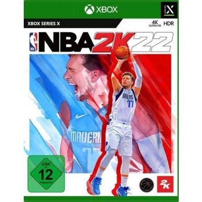 NBA 2K22 Spiel für Xbox Series X