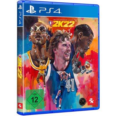 NBA 2K22 Spiel für PS4 Legend Edition