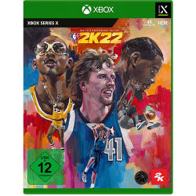 NBA 2K22 XBXS Legend Edition