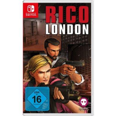 Rico, London Spiel für Nintendo Switch