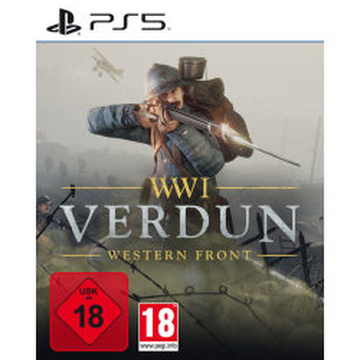 WW1 Verdun  PS-5