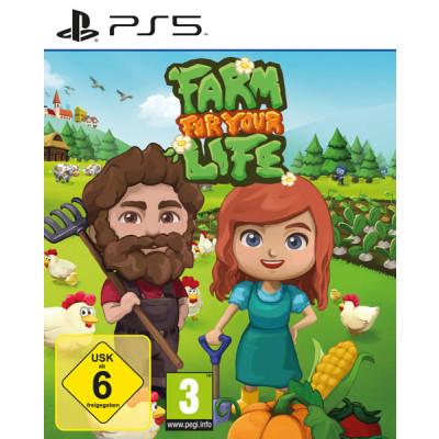 Farm for your Life  Spiel für PS5