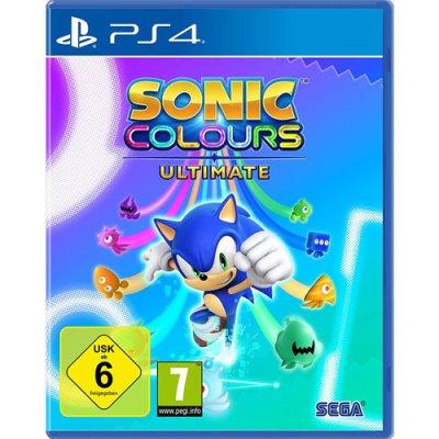 Sonic Colours  Spiel für PS4  Ult. Ed.