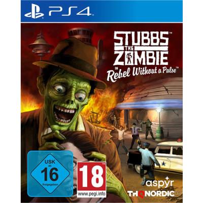 Stubbs the Zombie  Spiel für PS4