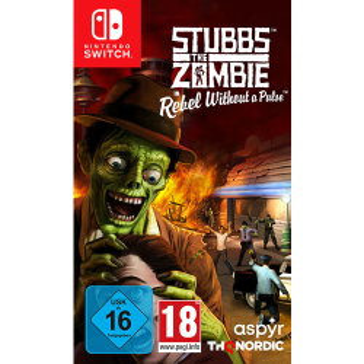 Stubbs the Zombie  Switch