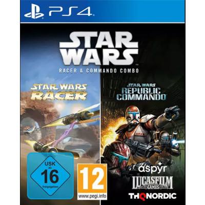 SW Racer and Commando Combo  Spiel für PS4
