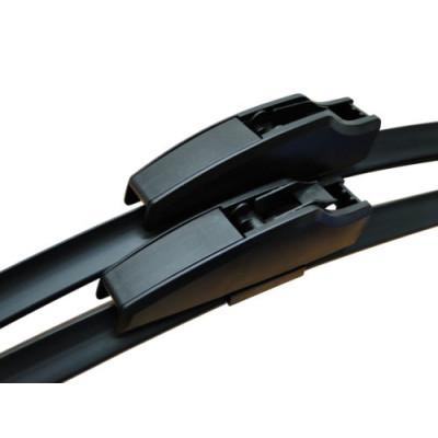 Scheibenwischer Set Satz Flachbalken für Subaru Justy 3 - 2003-2007