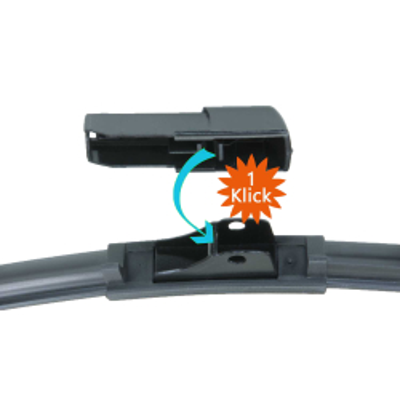Scheibenwischer Set Satz Premium für Skoda Rapid | Rapid Spaceback ab 2012 - NH