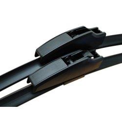 Scheibenwischer Set Satz Flachbalken für Mitsubishi L200 4 - 2006-2009