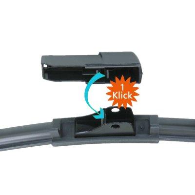 Scheibenwischer Set Satz Premium für Citroen DS5 - alle Modelle ab 11/2011